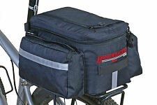 Bushwhacker Mesa Trunk Rear Rack Bag Bike Pannier Cycling Gear Bicycle Cargo
