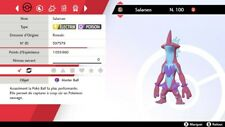 Pokemon SALARSENgrave  shiny 6IV + masterball - Battle Ready - Epée/Bouclier