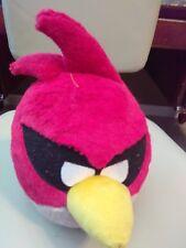 "Angry Birds Space Rio 8"" Plush Stuffed Toy No Sound - Red Bird Stuffed Animal"