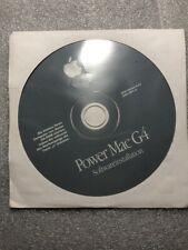 Apple Software Power Mac G4