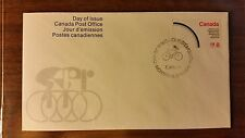 World Cycling Championships Canada Fdc 1974 8c Free Us Shipping