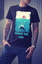 Little Mermaid Jaws T-shirt featuring Ariel from Little Mermaid. Disney T-shirt