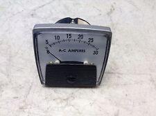Yokogawa 250239LSZZ AC Ammeter 0-5 A 40/70 H 0-30 AC Amperes Panel Meter