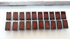 GENERAL INSTRUMENTS MAN 2A 5x7 Alpha Numeric Red Led Display New Lot of 20 pcs