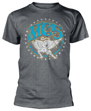 MC5 'White Panther' (Grey) T-Shirt - NEW & OFFICIAL!
