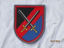 Brigata dell'artiglieria di Bw associazione distintivo 100, Mühlhausen