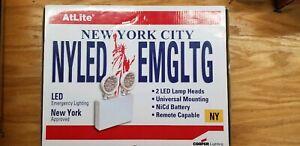 AtLite NY LED EMERGENCY LIGHTING UNIT 10REL36-LED42