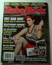 Rebel Rodz Magazine - Issue No. 17 (April 2010)
