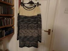 Crew Clothing Lana Mezcla Túnica/Vestido Nuevo sin etiquetas talla 10
