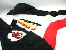 Vintage Pro Player Kansas City Chiefs Coat Jacket Mahomes Starter Arrow Large