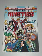 Archie Americana Series: Best of the Nineties Book 2 (Paperback) < 9781879794665