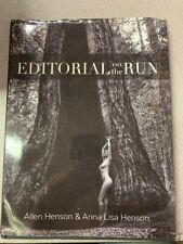 Editorial On the Run Allen Henson & Anna Lisa Henson Hardcover