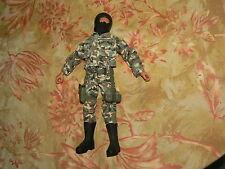 Rare Gi Joe 11� Hasbro 1996 Soldier Action Figure