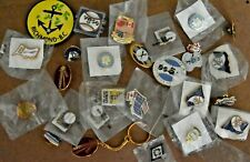 Vintage Canadian Softball / Fastpitch Pin Lot of 25+ ~ Vancouver B.C. Others...