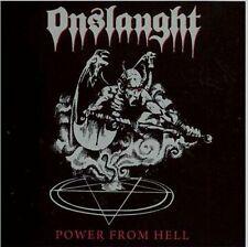 ONSLAUGHT POWER FROM HELL + 2 BONUS TRACKS BRAND NEW SEALED CD