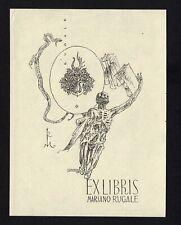 Haubentaucher Leslie Benenson EXLIBRIS,224b