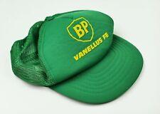Casquette de football américan vintage BP VANELLUS FE base ball cap used