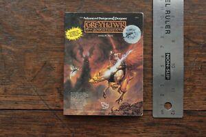 Greyhawk Adventures 21st Century Mini Reprint AD&D TSR Silver Anniversary 1999