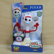 2019 Disney Pixar Toy Story True Talkers Forky Action Figure - New