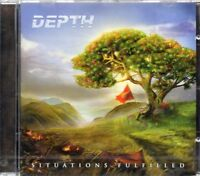 DEPTH - Situations Fulfilled CD - New & Sealed