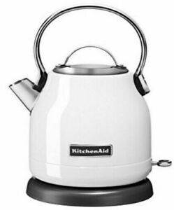KitchenAid CLASSIC 5KEK1222 2200W Wasserkocher mit 1,25 L Fassungsvermögen