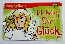 Schutzengel Funcard  Nr. 07 ##  ICH BRING DIR GLÜCK.  ##  Studio B. 2007