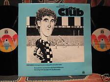 David Williamson THE CLUB ~ 1985 Radio Play ABC Australia PROMO 2LPs