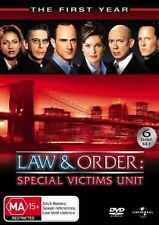 Law And Order - Special Victims Unit : Season 1
