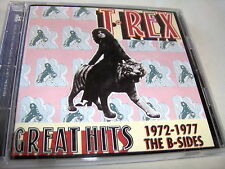 T.REX-GREAT HITS 1972-1977 B-SIDES MARC BOLAN JAPAN NEAR MINT CD