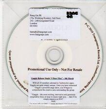 (DQ500) Tecnoctitlan, The Feathered Snake EP - 2010 DJ CD