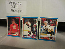 1989-1990 OPC Hockey  pick 40 finnish your set nm