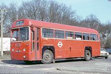 London Transport RF511 Weybridge Station March 1979 Bus Photo B