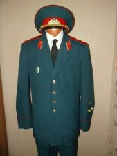 USSR Soviet army ceremonial  uniform Medical Corps Warrant officer 198X