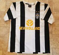 Juventus New Holland Jersey Sz Large