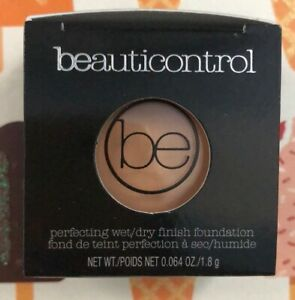 BeautiControl Perfecting Wet/Dry Finish Foundation Mini-P3 New With Box 📦