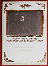 HARRY POTTER - MEMORABLE MOMENTS #1 - Card #04 - YOU'RE A WIZARD, HARRY!