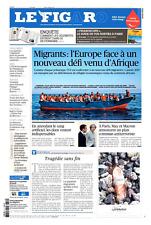 Le Figaro 14.6.2017 N°22657*MACRON & MAY -TERRORISME*MACRON l'art d coup d'après