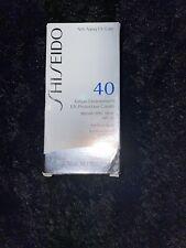 NIB Shiseido Urban Environment UV Protection Cream SPF40 Face/Body 50ml/1.9oz