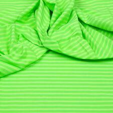 Hilco Neon Shorts Bade/Sportbekleidung neongrün Meterware Swimwear