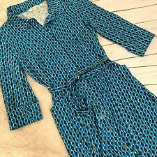 Boden Printed Button Down Collared Shirt Dress 100% Cotton