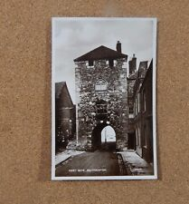 West gate  Southampton Real photo Valentine And Co unposted.    XC1