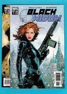 Black Widow #s 1,2,3 - 2005 - Marvel