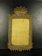 frame XIX° th for mirror or photo gold picture Rahmen für Spiegel
