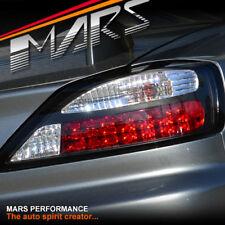 Black LED Tail Lights For NISSAN Silvia 200SX S15 SR20DET Taillight Turbo JDM