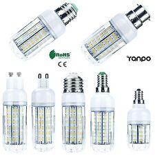 10W 20W 25W 30W LED Corn Bulb E26 E27 E12 E14 G9 GU10 4014 SMD Light Lamp 220V
