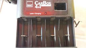 FRIWO CarBox 4+1 12V Bordladegerät für Standardzellen AA, B, C, D+9V Zigar.Anzün