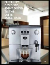 JAVA BEANS TO CUP AUTOMATIC ITALIAN COFFEE MACHIN FREE MILK CONTAINER OFFER