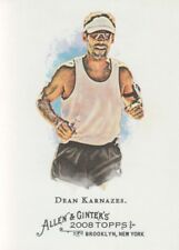 2008 Topps Allen & Ginter Baseball #268 Dean Karnazes Ultramarathon Champ