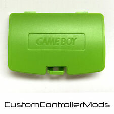 Nintendo Gameboy Color GBC Game Boy Colour Replacement Battery Cover Lime Green