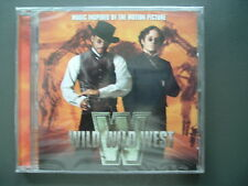 Wild Wild West, Music Inspired By The Motion Picture, Neu OVP, CD, 1999